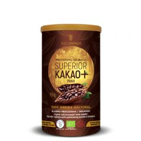 Superior kakao prah plus Arriba - photo ambalaze