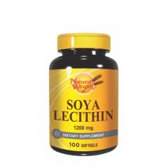 Sojin lecitin 1200mg - photo ambalaze