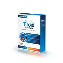 Tiroid Formula - photo ambalaze