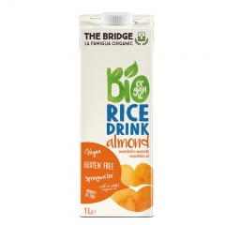 Rice Drink Almond - photo ambalaze
