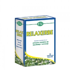 Relaxerbe 30 kapsula - photo ambalaze