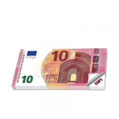 Notes 10 eur 70 listova - photo ambalaze