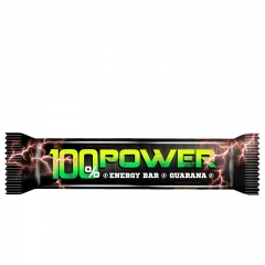 100% Power Energy Bar 40g - photo ambalaze