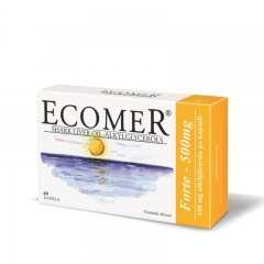 Ecomer Forte 500mg 40 kapsula - photo ambalaze