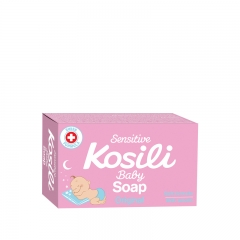 Sapun za bebe roze 75g - photo ambalaze