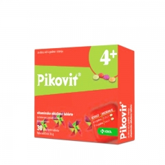 Pikovit 4+ - photo ambalaze