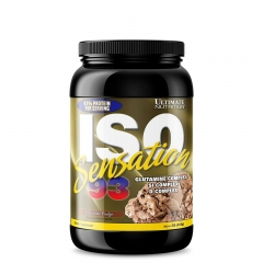 Iso Sensation 93 čokolada 910g - photo ambalaze