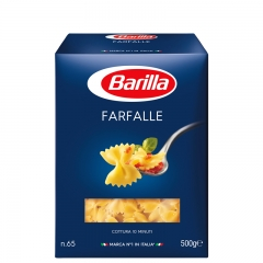 Farfalle - photo ambalaze