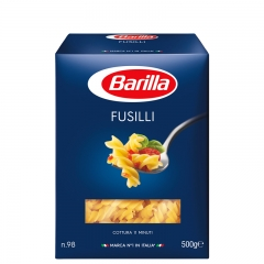 Fusilli - photo ambalaze