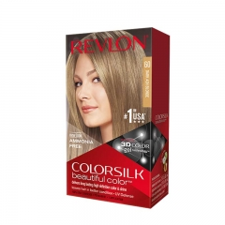 ColorSilk boja za kosu 60 - photo ambalaze