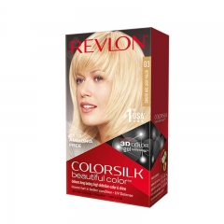 ColorSilk boja za kosu 03 - photo ambalaze