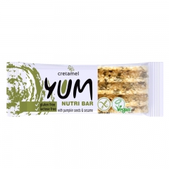 Yum Bar - photo ambalaze