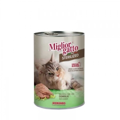 Miglior Gatto Sterilized Pate - photo ambalaze