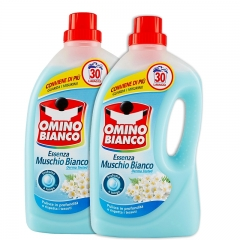 Tečni deterdžent Muschio Bianco 2-pack - photo ambalaze