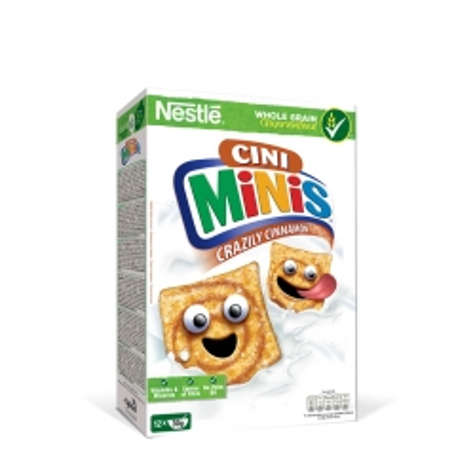 Cini Minis Cereals - photo ambalaze