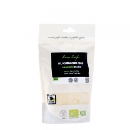 Organsko kukuruzno brašno - photo ambalaze
