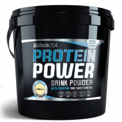 Protein Power vanila 4kg - photo ambalaze