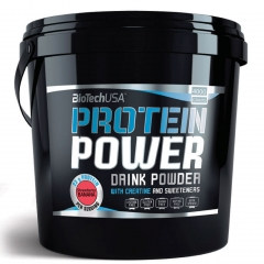 Protein Power jagoda-banana 4kg - photo ambalaze