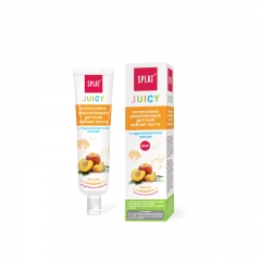 Junior Juicy Peach Toothpaste - photo ambalaze