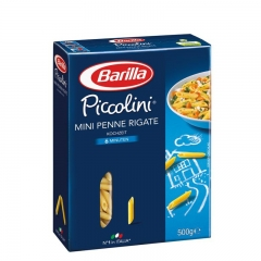 Mini Penne Rigate - photo ambalaze