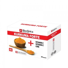 Kurkuma Forte - photo ambalaze