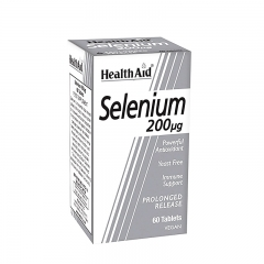 Selenium 200 60 tableta - photo ambalaze