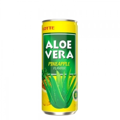 Aloe Vera Pineapple 240ml - photo ambalaze