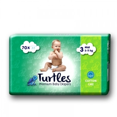 Premium Baby Diapers 3 - photo ambalaze