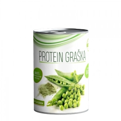 Protein graška 150g - photo ambalaze