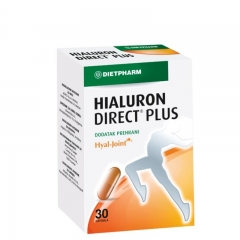 Hialuron Direct Plus 30 kapsula - photo ambalaze