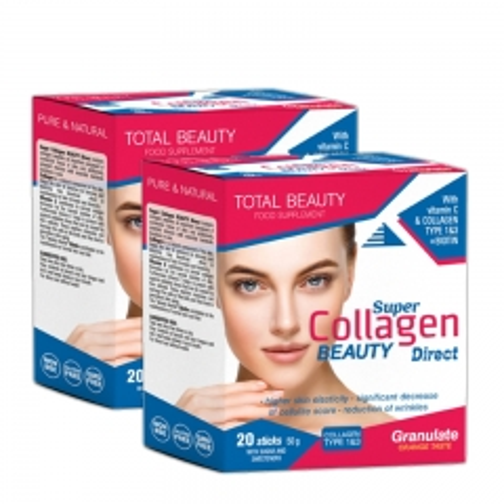 Super Collagen Beauty Direct 2-pack - photo ambalaze