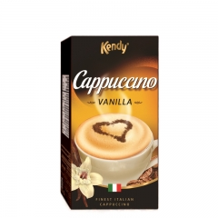 Cappuccino Vanilla - photo ambalaze