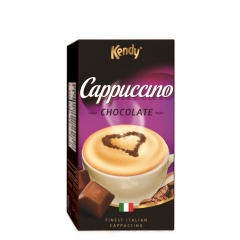 Cappuccino Chocolate - photo ambalaze