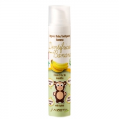 Organic Baby Toothpaste - photo ambalaze