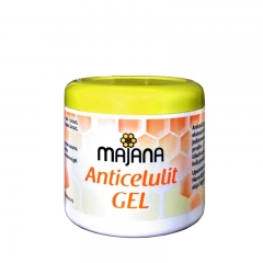 Anticelulit gel - photo ambalaze