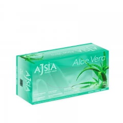 Aloe Vera Latex rukavice - photo ambalaze