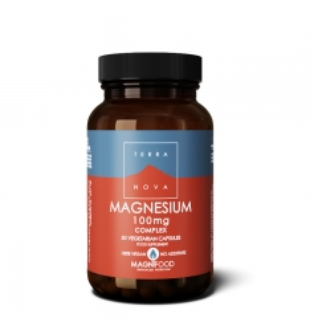 Magnezijum bisglicinat 100mg 50 kapsula - photo ambalaze