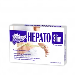 Hepatoslim - photo ambalaze