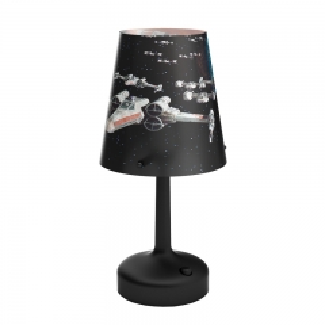 Dečija stona lampa Spaceships - photo ambalaze