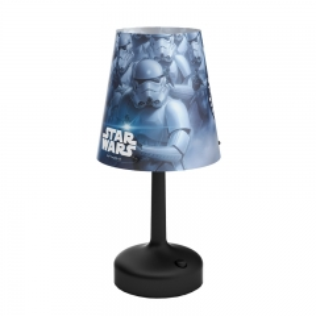 Dečija stona lampa Stormtrooper - photo ambalaze