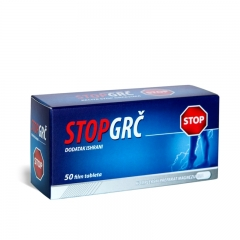 Stop grč - photo ambalaze