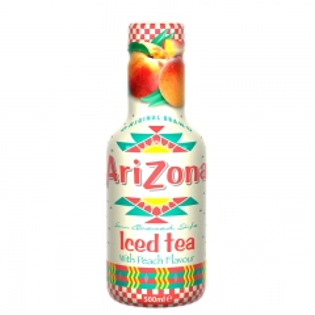 Iced Tea Peach - photo ambalaze