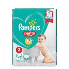 Pants pelene 3 6-11kg 72kom - photo ambalaze
