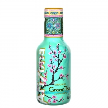 Green Tea Honey - photo ambalaze