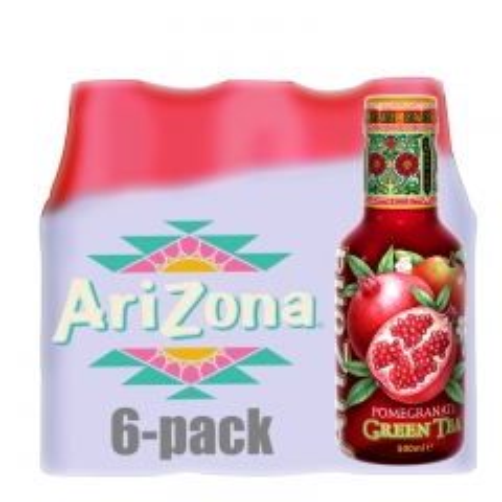 Green Tea Pomegranate 6-pack - photo ambalaze