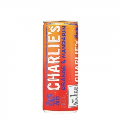 Charlies's Orange & Mandarin - photo ambalaze