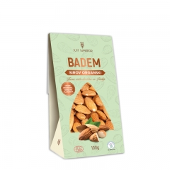 Superior sirovi badem 100g - photo ambalaze