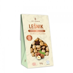 Superior sirovi lešnik 100g - photo ambalaze