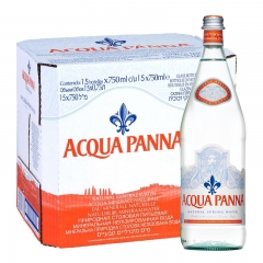 Acqua Panna - photo ambalaze