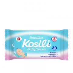 Baby Wipes Sensitive - photo ambalaze